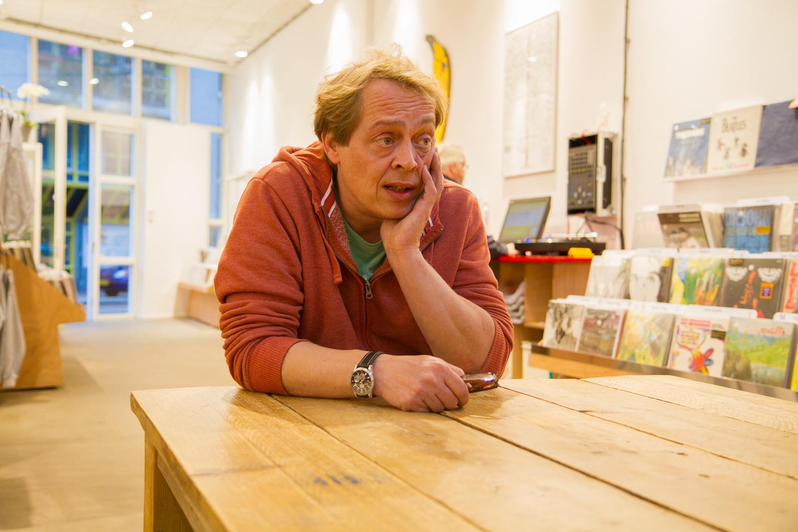 'Als Jan Smit ook op vinyl uitkomt is de comeback definitief'