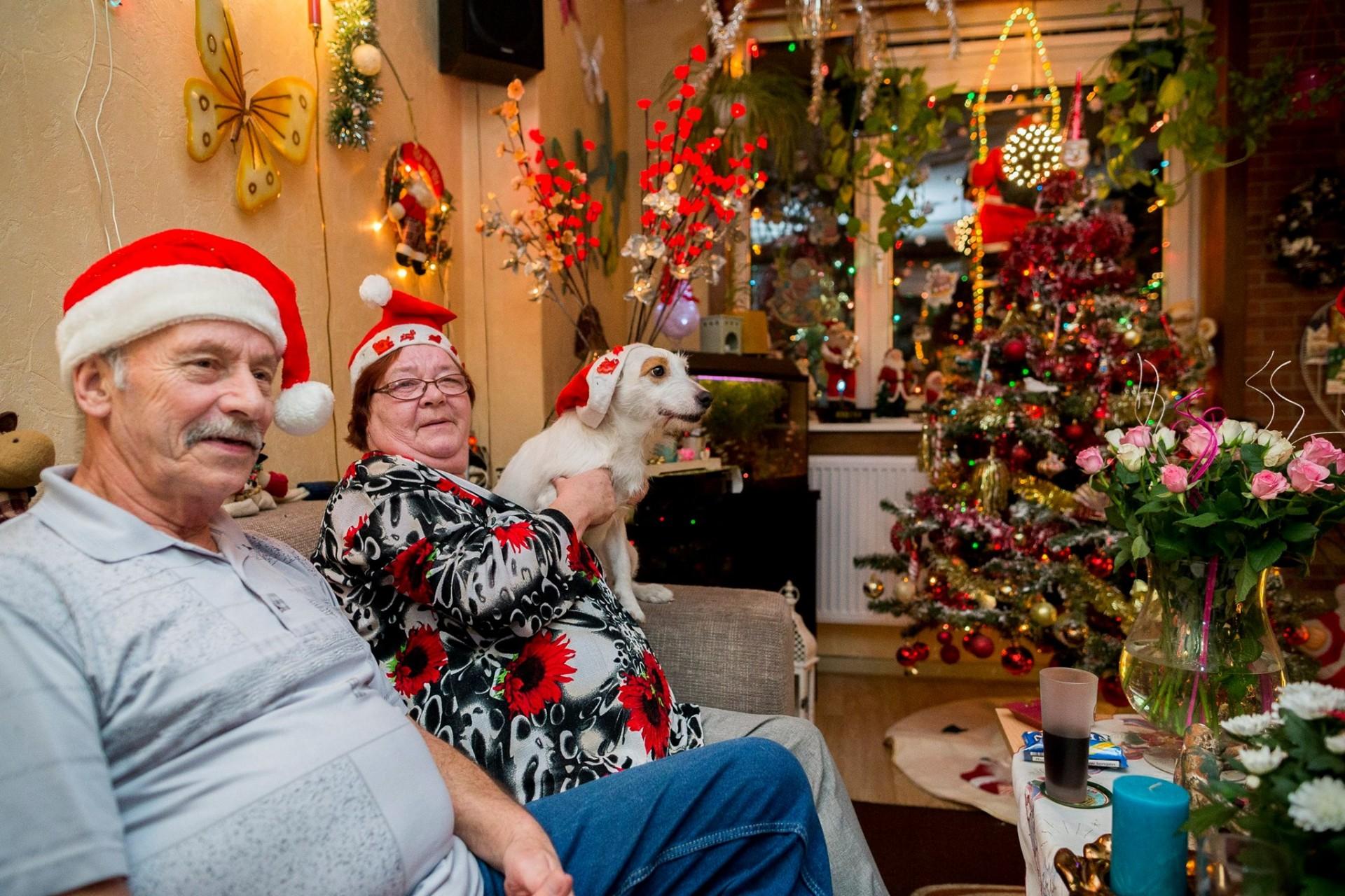 'Kerst in de kolenkit'
