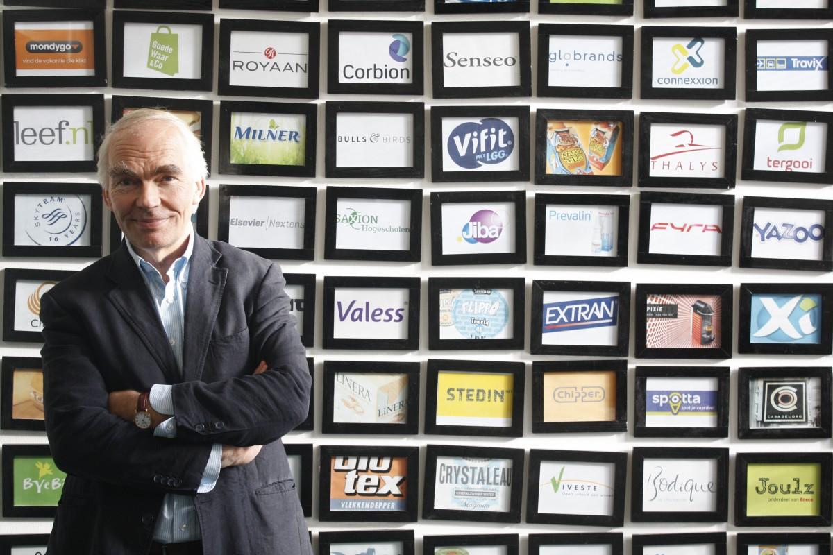 De man achter Schuddebuikjes en Senseo vertelt hoe je een goede merknaam bedenkt