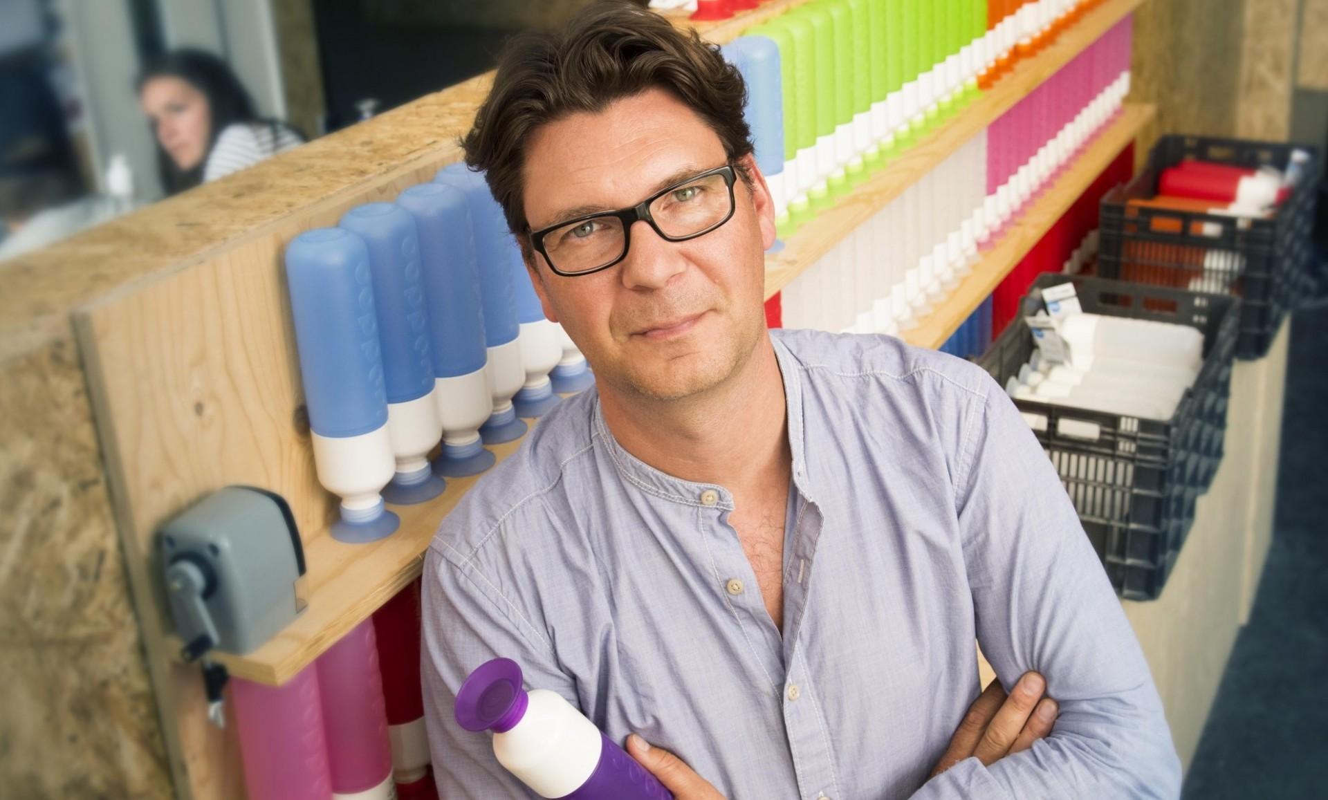 Merijn Everaarts (Dopper): 'Voor het succes van een bedrijf is het cruciaal dat de ondernemer gelukkig is'